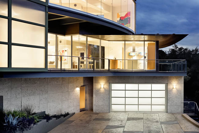 clopay avante glass garage door