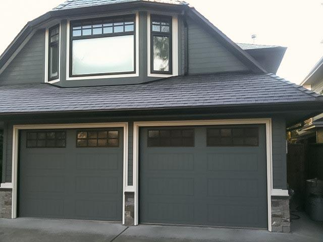 Gallery of clopay garage doors by j mac for Clopay steel garage doors