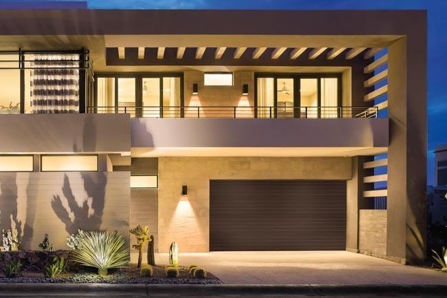 modern-steel-garage-door-grooved