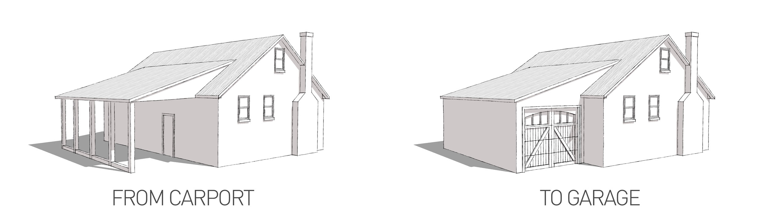 vancouver-carport-to-garage-conversion